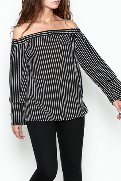 Very J Off The Shoulder Top - Product List Image