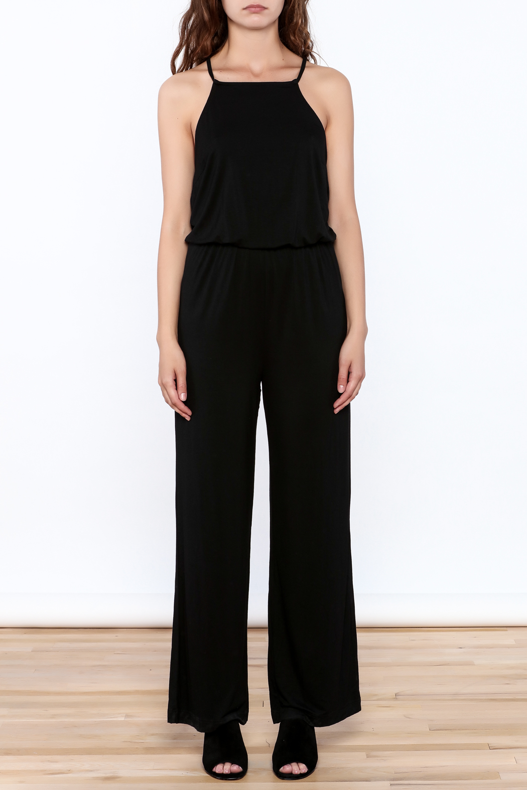 Very J The Bella Jumpsuit - Front Full Image