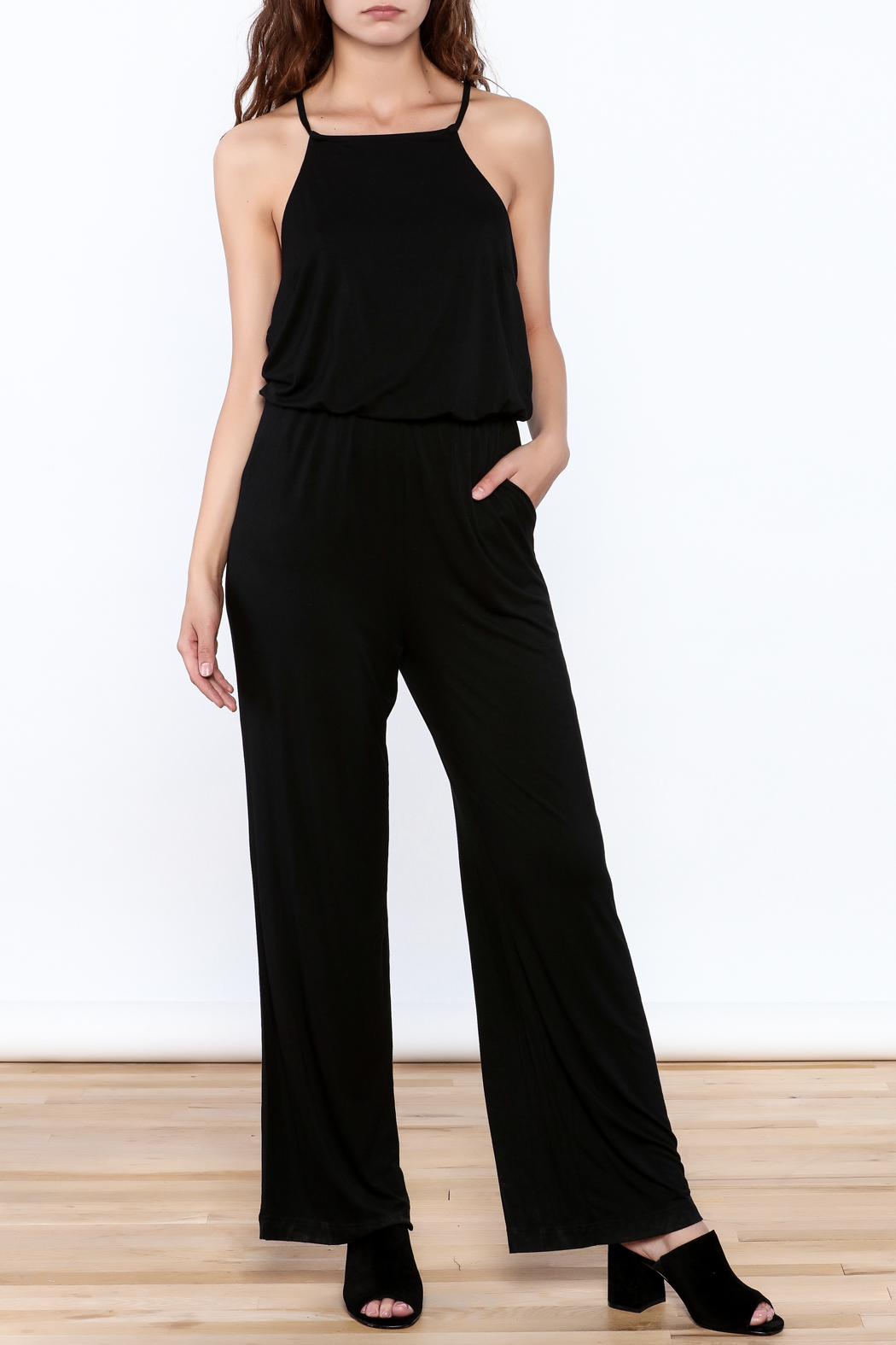 Very J The Bella Jumpsuit - Main Image
