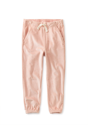 Tea Collection  Very Velour Joggers - Front cropped