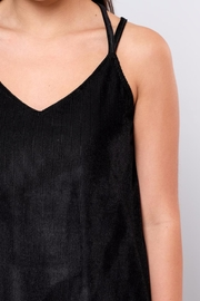 Very J Corduroy Camisole Top - Back cropped