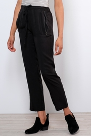 Very J Drawstring Pants - Front cropped