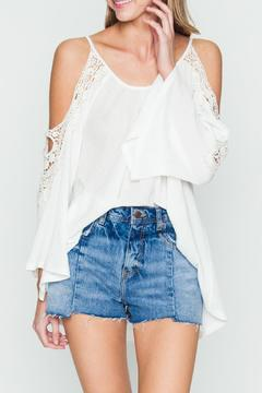 Very J Lace Detail Top - Product List Image