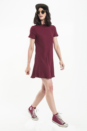 Very J Red Raspberry Dress - Product Mini Image