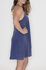 Very J Strappy Back Dress - Front full body