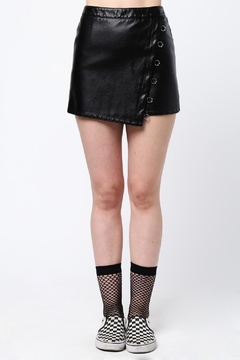 Shoptiques Product: Vegan Wrap Skirt