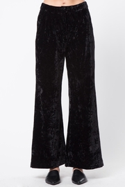 Very J Velvet Pants - Front cropped