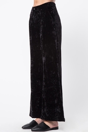 Very J Velvet Pants - Side cropped
