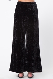 Very J Velvet Pants - Front full body