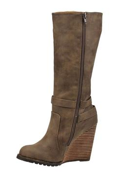 Shoptiques Product: Kearney Wedge Boot