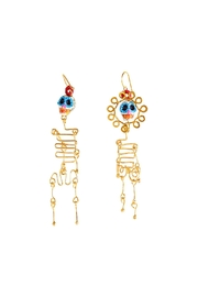 Vessel Catrinas Couple Earrings - Product Mini Image