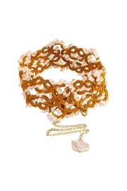 Vessel Gold Tatting Choker - Product Mini Image