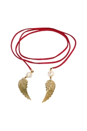 Vessel Gold Wings Lariat - Product Mini Image