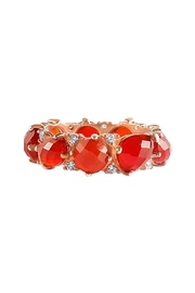 Vessel Red Stones Ring - Product Mini Image