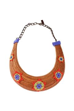 Vessel Sun Weaved Necklace - Product List Image