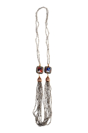 Vessel Turkish Beaded Necklace - Product Mini Image