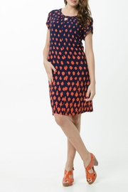 Vesta Meteor Peking Dress - Front full body