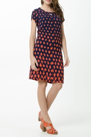 Vesta Meteor Peking Dress - Front cropped