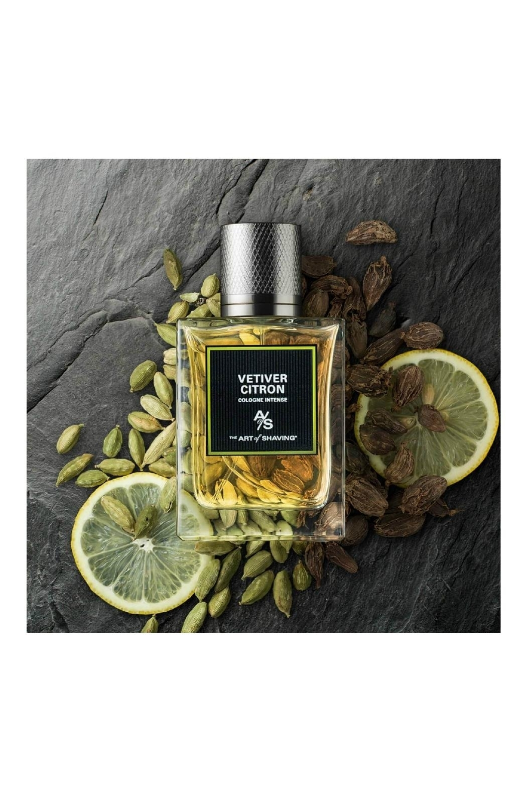 ART OF SHAVING VETIVER CITRON COLOGNE - Front Full Image