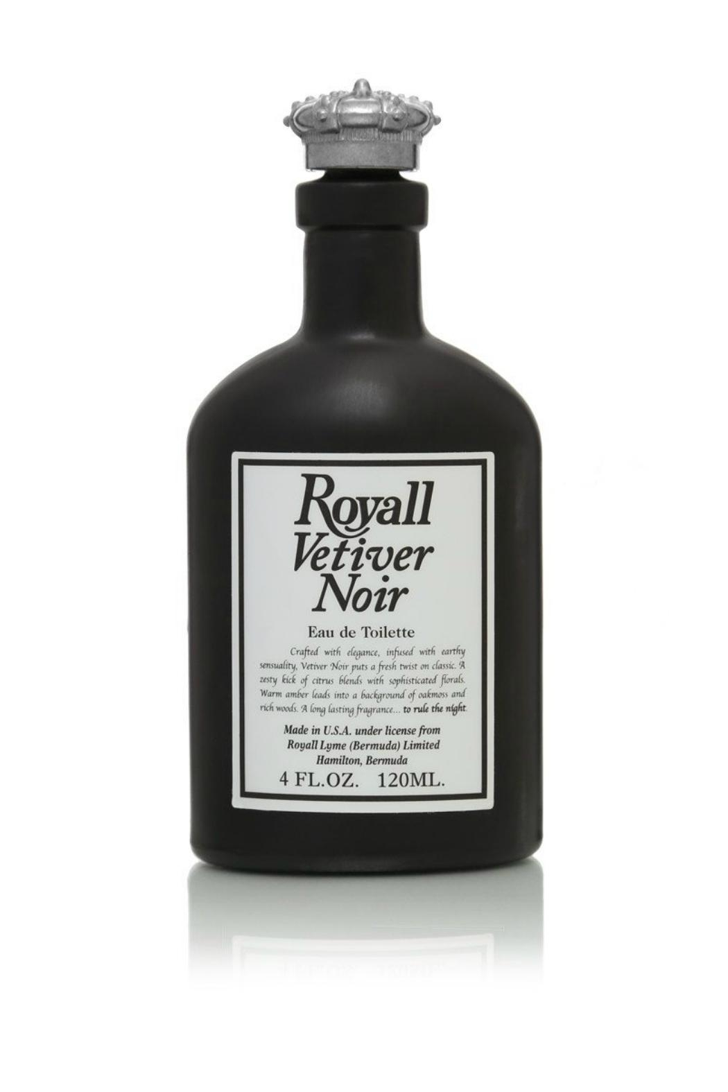 Royall Fragrances Royall Vetiver Noir - Front Cropped Image