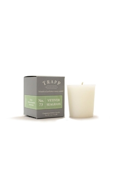 Shoptiques Product: Vetiver Seagrass Candle