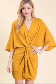 veveret Dolman Sleeve Dress - Product Mini Image