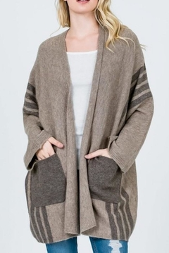 veveret Open Front Cardigan - Product List Image