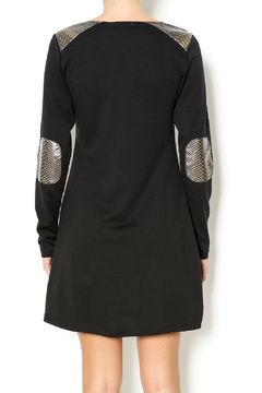 vFish designs Snakeskin Patch Dress - Product List Image