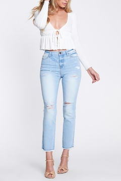 Vibrant MIU Relaxed Skinny Jean - Product List Image