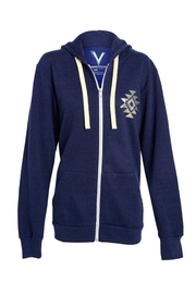 Vibration Apparel Vibration Fleece Hoodie - Front full body
