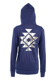 Vibration Apparel Vibration Fleece Hoodie - Front cropped