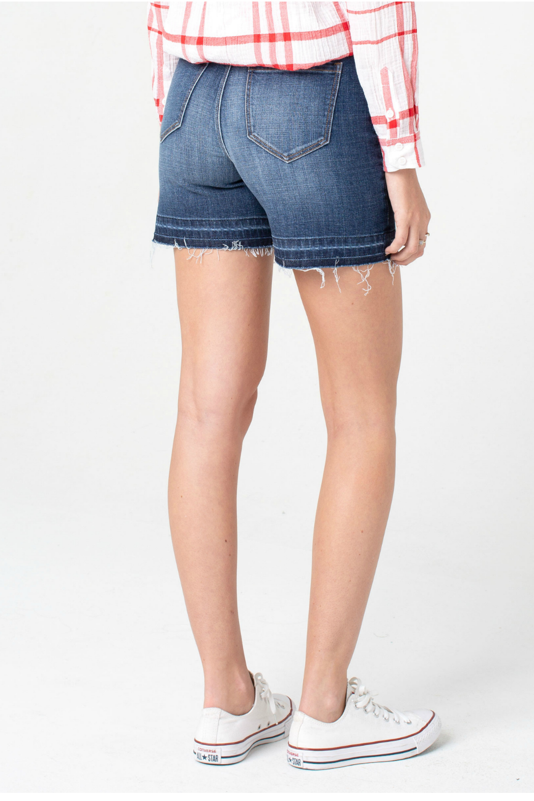 Liverpool Vickie High rise short - Front Full Image