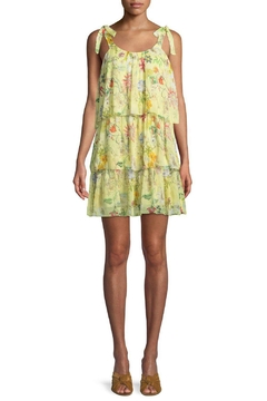 Parker Vicky Floral Dress - Product List Image