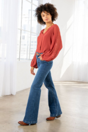 Lovestitch Victoria Blouse - Side cropped