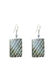 Victoria Greenhood Jewelry Design Oyster Shell Earrings - Product Mini Image