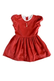 Dondolo Victoria Holiday Dress - Front full body