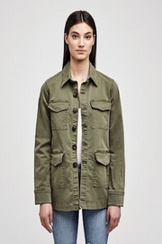 L'Agence Victoria Military Jacket - Product Mini Image