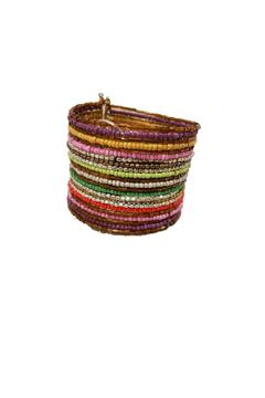 Victoria Leland Designs Multicolored Cuff Bracelet - Alternate List Image
