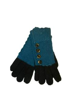 Victoria Leland Designs Teal Texting Glove - Alternate List Image