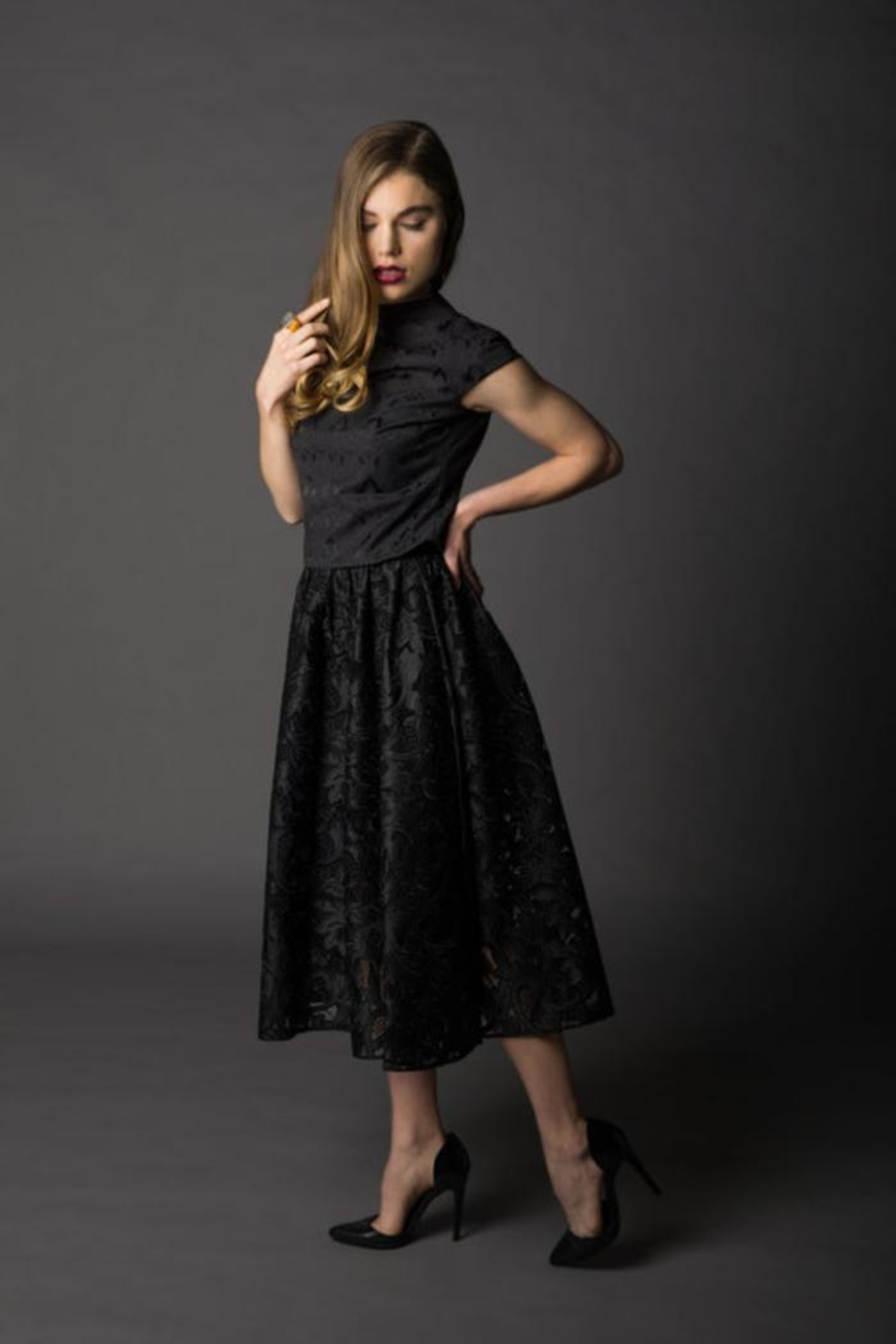 Victoria Wright Grace Skirt - Main Image