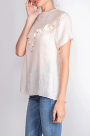 Le Lis Victorian Inspired Blouse - Front full body