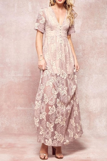 Promesa Victorian Lace Maxi from Idaho by Nostalgic Boutique — Shoptiques