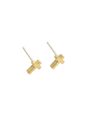 BRENDA GRANDS JEWELRY Victorious Studs - Product Mini Image