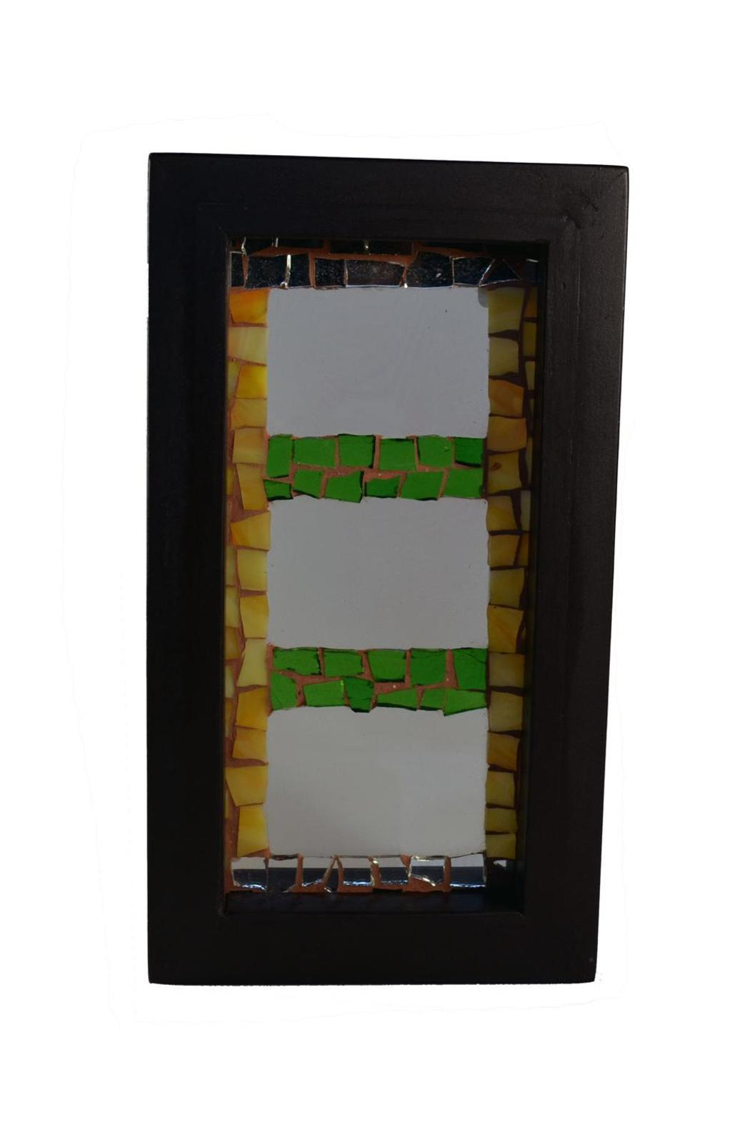 VidriArte Triple Picture Frame - Front Cropped Image