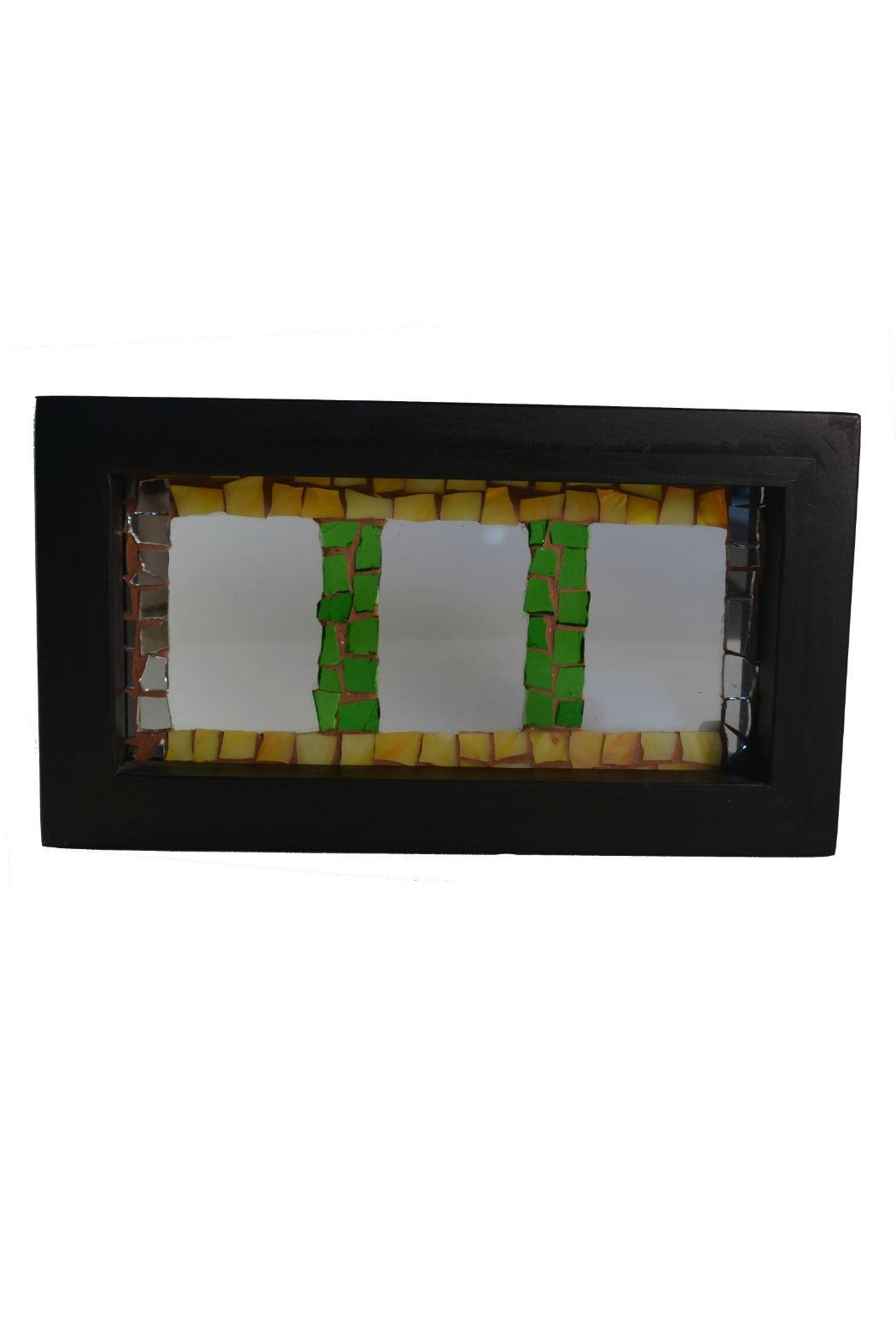 VidriArte Triple Picture Frame - Main Image
