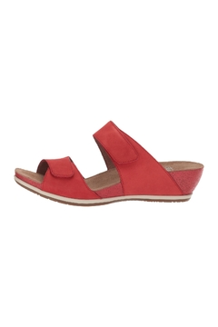 Shoptiques Product: Vienna Two-Strap Wedge