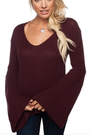Buddy Love Viera Bell Sweater - Product Mini Image