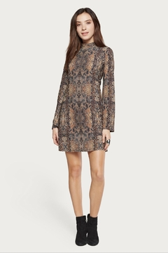 Viereck Animal Print Dress - Product List Image