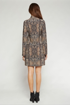 Viereck Animal Print Dress - Alternate List Image