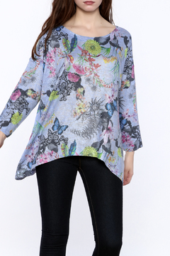 Shoptiques Product: Butterfly Print Top